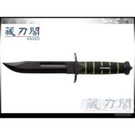 《藏刀閣》UNITED-(UC3156)USMC-暗轉戰鬥直刀