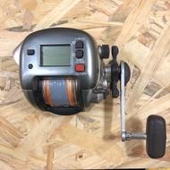 Shimano 1000H 電動捲線器 作動良好 中古品 含電源線