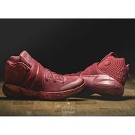 2016 5月 NIKE KYRIE 2 GS 826673-600 IRVING 酒紅 暗紅 籃球鞋 女鞋