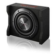 【免運費】 Pioneer 先鋒 TS-SWX2002 8吋薄型被動式重低音 輕巧型重低音箱 600W