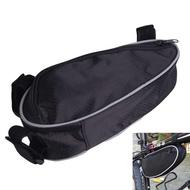 Triangle Bicycle Bag Cycling Bike Beams Tripod Phone Tools Kit Tool Bag Cycling Bike Frame Saddle Pa