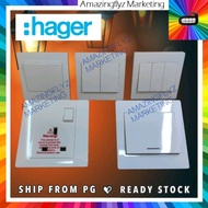 [Shop Malaysia] HAGER MUSE Switches and Sockets