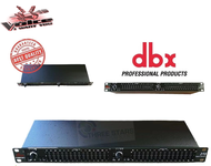 DBX 215/131 Graphic Equalizer dbx equalizer 15 band Dbx (Silver Color)