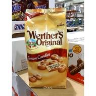 BLANC_COSTCO 好市多 Werther's Original 奶油太妃糖 鮮奶油糖 偉特糖 1000公克/包