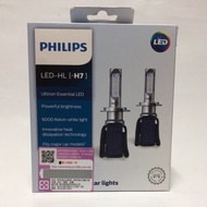 PHILIPS H7 LED大燈💡組(2顆) 6000K 白光