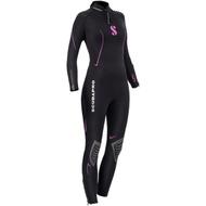 深態潛水▪️Scubapro 3mm防寒衣(女) 潛水服 衝浪服 連身防寒衣