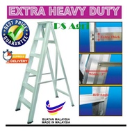 ❒  Everlast Premier Heavy Duty 4/5/6/7/8/9/10/11/12 Steps Hardness Aluminium Single Sided Ladder
