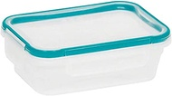Snapware Total Solutions 3 Cups Lock Top Container 1 pk Clear - Case of: 6; Each Pack Qty: 1