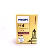 [機油倉庫]附發票PHILIPS H4 12342C1 燈泡 大燈 1顆 $55元