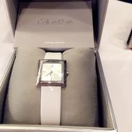 瑞士 Calvin Klein 方型氣質淑女錶 (K3R231L6) CK手錶 女士錶