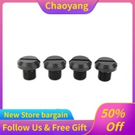 ☆Ready Stock☆2 Pairs Side Rearview Mirror Hole Plugs Screw M10x1.25 for Hypermotard CB500F