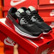 """[ส่งฟรี ส่งเร็ว1-3วัน] รองเท้าผ้าใบNike Airmax 90 """"WhiteRed"""" Size37-45 สินค้าพร้อมกล่อง เปรี่ยน Size ได้"""