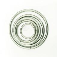 『寰岳五金』白鐵 ST 圓環 圓圈環 不鏽鋼環 白鐵環 鐵圈