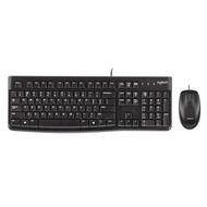 羅技 鍵盤滑鼠組 / 組 MK120