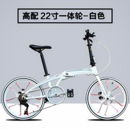 HITO X4 foldable bicycle(22inches)