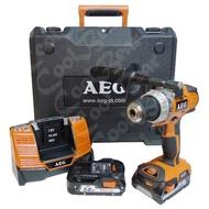 【AEG】18V二段速鋰電電鑽/起子機(BS18CLI)