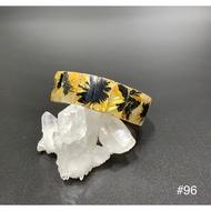 太陽花手排-鈦晶手排-太陽對花-太陽花母礦-22mm #96