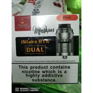 legit MikeVapes Intake RTA DUAL single coil 24mm (black only)