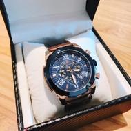 〔八零錶控〕KADEMAN 瑞士🇨🇭 大錶款 真皮錶帶 質感在升級 🆙