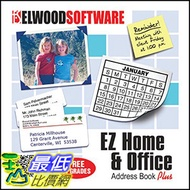 [7美國直購] 2018 amazon 亞馬遜暢銷軟體 EZ Home and Office Address Book