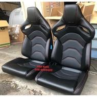 SSCUS UNIQ SPORT SEAT For CIVIC EF EG EK EJ ES FD / CITY 03-19 / JAZZ GD GE GK 03-19 / ACCORD SM4 SV4 / HRV BRIDE