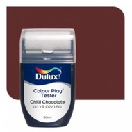 Dulux Colour Play Tester Chilli Chocolate 01YR 07/180