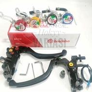 Brembo Izumi Brake master full black Brake master Izumi cnc motor KLX ninja Vario matic / Clutch