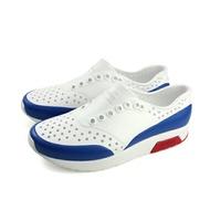 native LENNOX BLOCK 懶人鞋 洞洞鞋 男鞋 白色 11105002-8610 no822