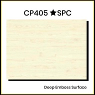 4MM WATERPROOF SPC FLOORING WITH CLICK SYSTEM/4MM LANTAI SPC KALIS AIR DENGAN SISTEM KLIK/VYNIL CLICK FLOORING