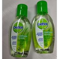 ส่งฟรี [ราคาถูก]เจลล้างมือDettol แบบไม่ต้องใช้น้ำ