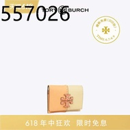 Credit card wallet Tory Burch Tang Lipi McGraw Mini Leather Color Color Bag Women's Pack 82100