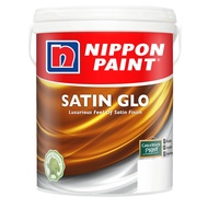 NIPPON SATIN-GLO INTERIOR PAINT 18 LITER