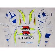 藍 GSXR150 GSX-R150 小阿魯 原廠 車殼 貼紙 車身貼紙 LOGO 68000-23K10-YSF