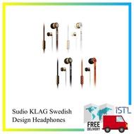 Sudio KLANG Swedish Design Earphones