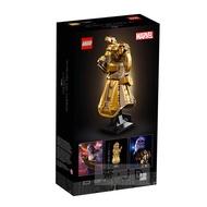【領券滿額折120】76191【LEGO 樂高積木】Marvel 漫威英雄系列 - 無限手套