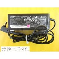 【大熊二手3C】二手筆電變壓器 - ACER 19V-2.37A 45W 5.5*1.7 附電源線 (79)