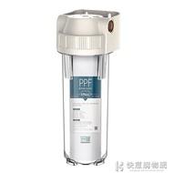 淨水器系列 凈水器過濾器10寸2分4分口濾瓶銅口透明濾瓶濾殼PP棉前置過濾筒