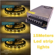✧✈  15meters Warm white smd55 Led strip Lights for CeilingCove