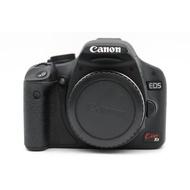 【高雄青蘋果3C】Canon EOS KISS X3 500D APS-C 單機身 單眼相機 二手單眼#42095