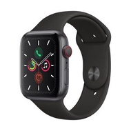 APPLEWatch Series 5 GPS+Cellular (44mm, Space Grey Aluminum Case, Black Sport Band)