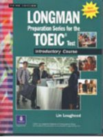 Longman Preparation Series For The Toeic Test: Introductory Course (新品)