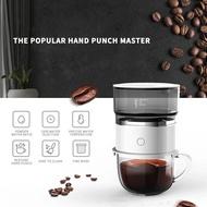 แบตเตอรี่สำหรับใช้ในครัวเรือนแบบพกพาเครื่องทำกาแฟอัตโนมัติมือถือเครื่องชงกาแฟหยด Companion ผงกาแฟเครื่อง Nespresso