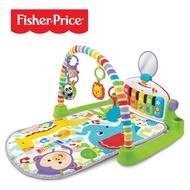 【Fisher-Price 費雪】可愛動物鋼琴健身器