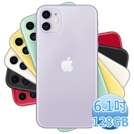 Apple iPhone 11 128G紫色