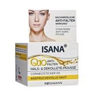 德國 Isana Q10膠原蛋白緊緻美頸霜 50ml