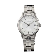 Orient FUNG7003W0 Quartz Silver Dial Japan Movt Stainless Steel Ladies / Womens Watch