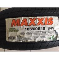 全新MAXXIS 185/60R15 MS800 原廠SIENTA輪胎