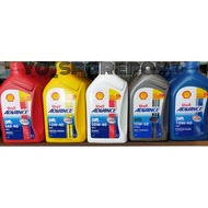 4t shell advance motorcycle oil 💯%