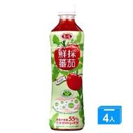 愛之味鮮採蕃茄汁-Oligo540ml*4入【愛買】
