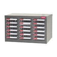 【樹德】零件櫃 A6-318P 18格PS抽屜 專業 工具櫃 物料櫃 五金櫃 空間收納